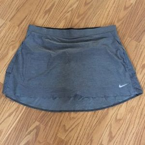 Nike Golf Dri Fit Skirt with shorts underneath